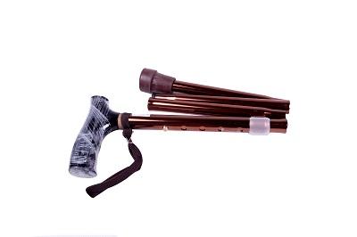 铝合金折叠手杖FS927L