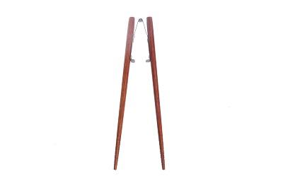 金属辅助夹防滑型筷子522(长19.5CM
