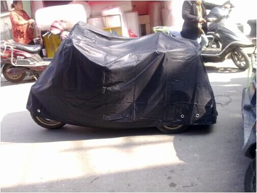 机动轮椅车车罩J129