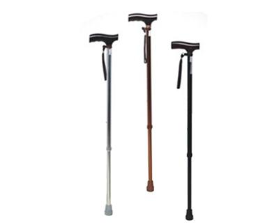 铝合金木柄手杖FS930L