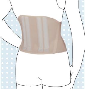 腰部保健带1048(大号)