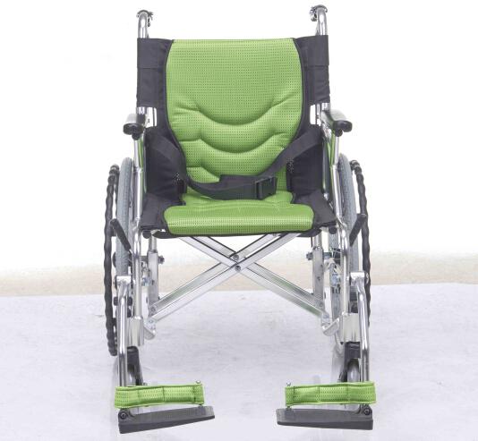 铝合金手推轮椅车HBL35-SJZ20