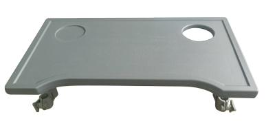 轮椅用塑料餐桌板NH39-029A(长52cm宽30cm)