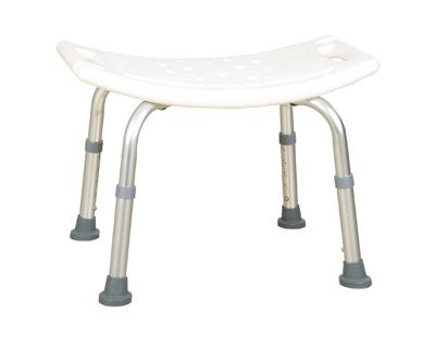 无靠背淋浴椅  XSL798(无扶手)