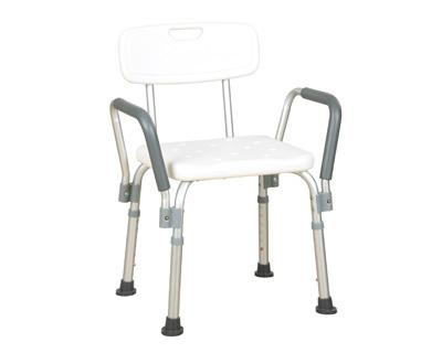 靠背淋浴凳XS899(高扶手)