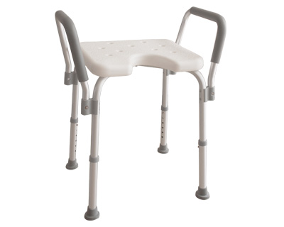 无靠背淋浴凳 XS899A(高扶手)