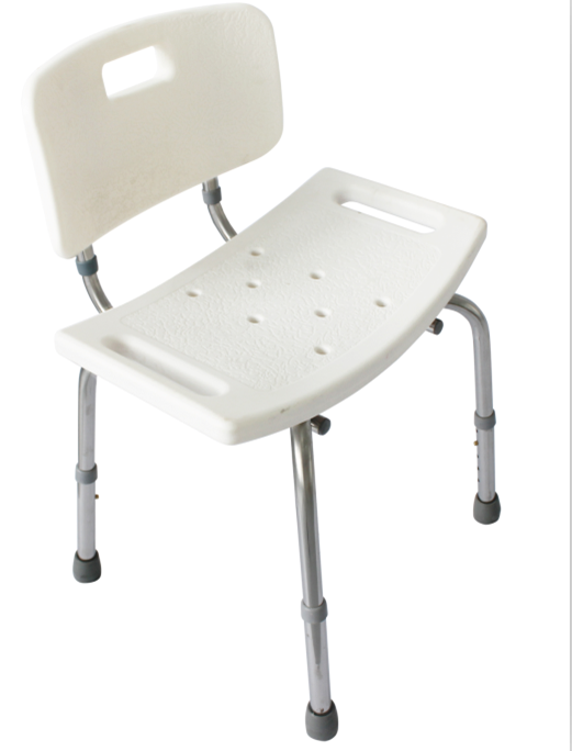 靠背淋浴椅NH12-006A(无扶手)