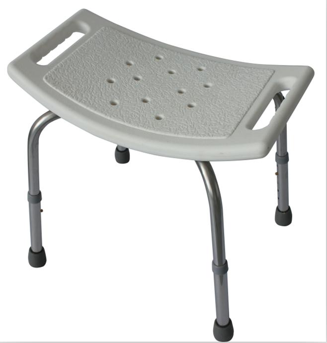 无靠背淋浴椅NH12-006B(无扶手)