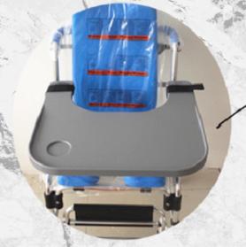 轮椅用塑料餐桌板BJB-01