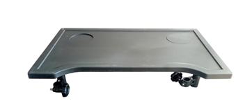 轮椅用塑料餐桌板XS-CZB-01