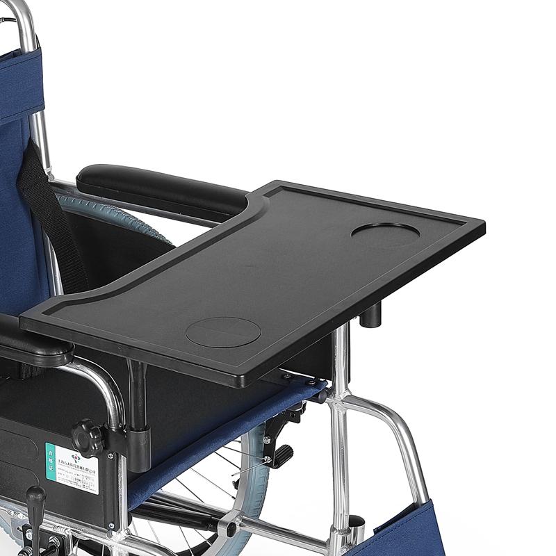 轮椅用塑料餐桌板FS-LB07(长52cm宽32cm)